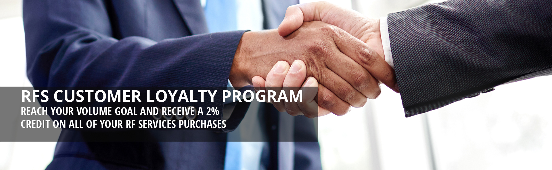 RFS Customer Loyalty Program