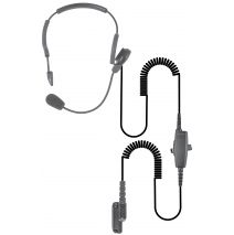 SPM-1410QD - PATRIOT™ LIGHT WEIGHT Behind-the-Head Headset