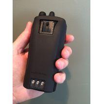 SILICO-CP200-B Black silicone radio skin for Motorola CP200