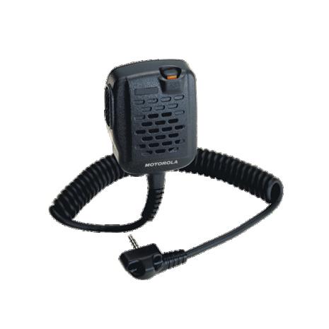 MH-45B4B Public Safety Speaker Microphone w/Volume Switch