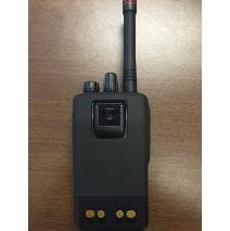 SILICO-VX261-B - Black Silicone Radio Case for VX-261