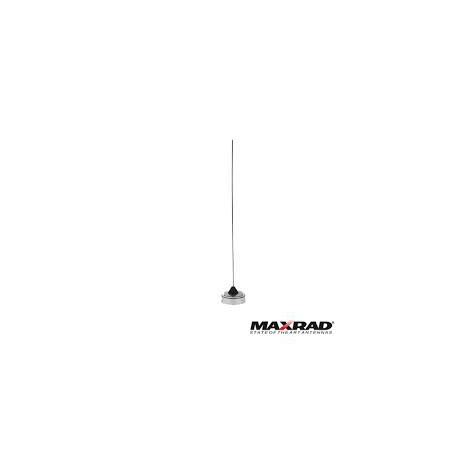 PCTCN1520 - 152-162 MHZ 1/4 WAVE CHROME NUT ANTENNA